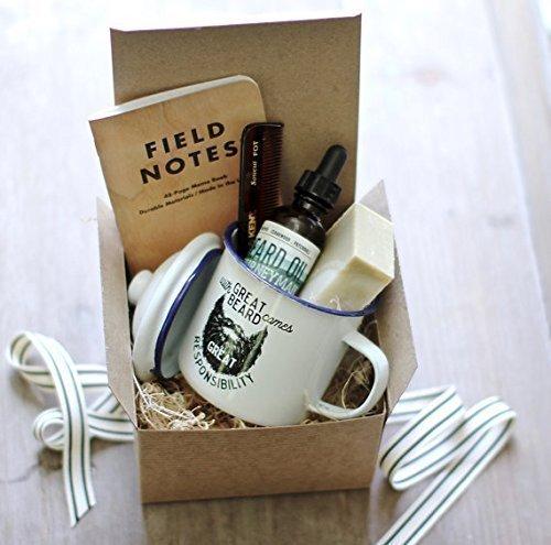 Funny Beard Care Kit Mens Gift Set