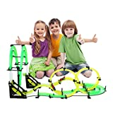 Toxz play vehicles Dual Orbital Remote Control Competition Toy Car,Food Grade Material Assemble Freely Track,for Age 3 and Up(Ship from US!)