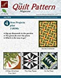 The Quilt Pattern Magazine: more info