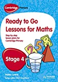 img - for Cambridge Primary Ready to Go Lessons for Mathematics Stage 4 book / textbook / text book