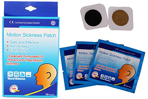 Mq 174 Motion Sickness Patch 20 Count Box Buy Online In Uae