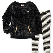 Juicy Couture girls Fur Pant Sets