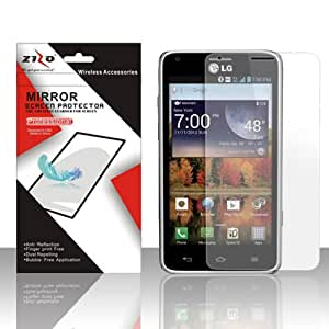Reflective Screen Protector for LG Mach LS860 O47Q