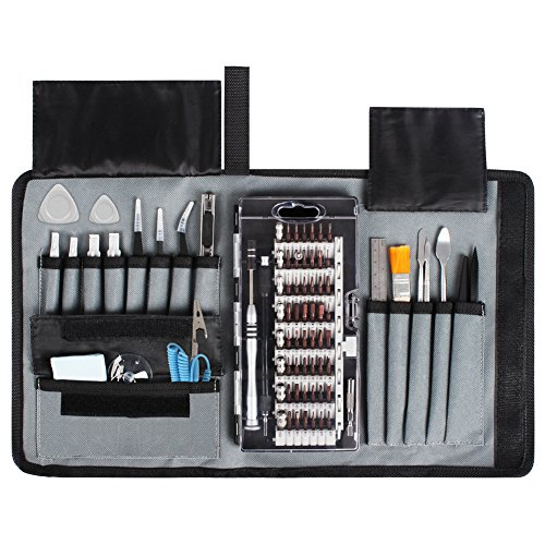 Syntus 80 in 1 Precision Screwdriver Set with Magnetic Screw