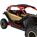 #10: Can Am Maverick X3 super extended fender flares OEM NEW #715002973