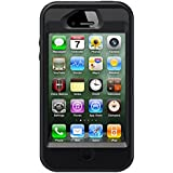 OtterBox Defender Series Case for iPhone 4/4S Ion Intellegence - Retail Packaging - Black