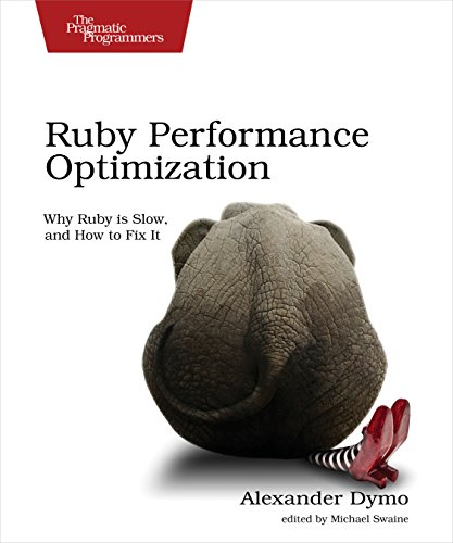 Ruby Performance Optimization: Why Ruby is Slow, and How to Fix It