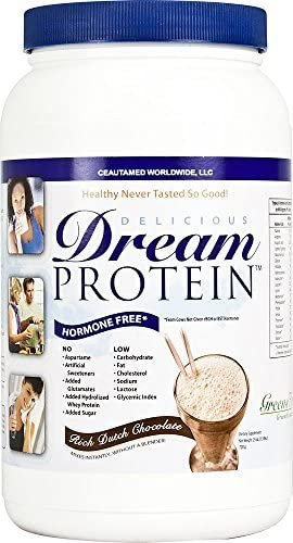 Ceautamed Worldwide – Dream Protein Chocolate 720 gms Health and Beauty