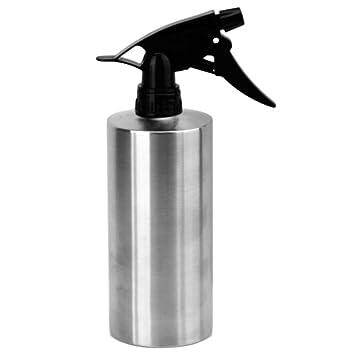 OuYou - Botella pulverizadora de Agua de Acero Inoxidable ...
