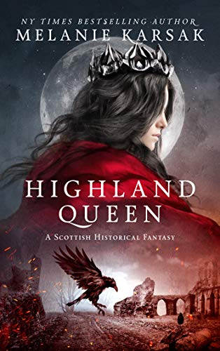 Pdf Science Fiction Highland Queen (The Celtic Blood Series Book 4)