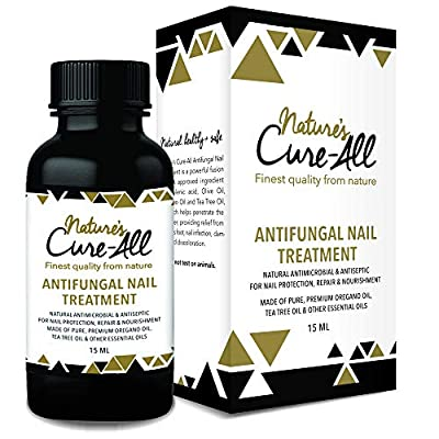 Nature's Cure-All Antifungal Nail
