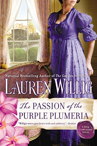 The Passion of the Purple Plumeria: A Pink Carnation ()