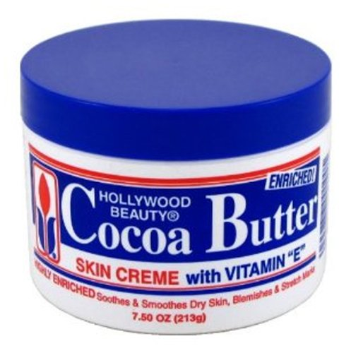 (Hollywood Beauty Cocoa Butter Skin Crème 298 g/10.5 oz)