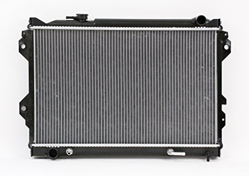 Radiator - Pacific Best Inc For/Fit 1424 89-93 Mazda Pickup 2WD/4WD AT/MT 4CY PTAC