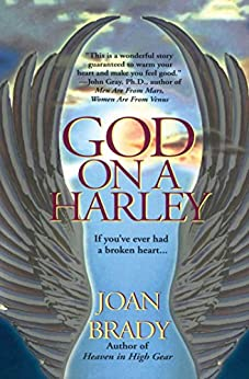 God on a Harley by [Brady, Joan]