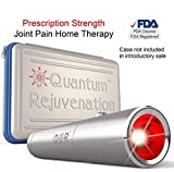 Quantum Rejuvenation Introductory Sale - Pain Relief Red LED Light Therapy Device Joint & Muscle Reliever Medical Grade