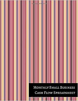 small business cash flow spreadsheet