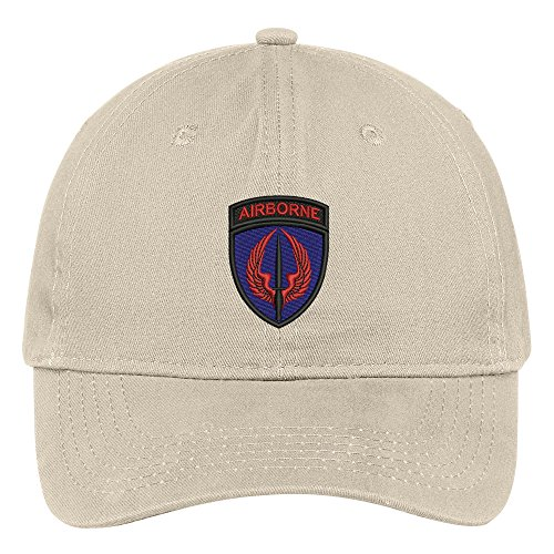 Special Ops Aviation Embroidered Cap Premium Cotton Dad Hat - Stone (Special Operations Aviation)