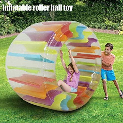 Liamostee Juego Inflable de la Piscina al Aire Libre para niños ...