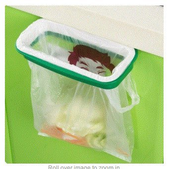 plastic-hanging-garbage-rubbish-bag-holder-for-kitchen-cupboard-white-green-by-ozone48