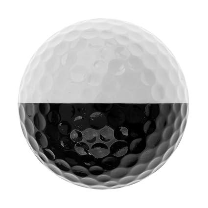 FLAMEER Pelota De Golf Profesional - 42,6 Mm Bolas De Goma Blanda ...