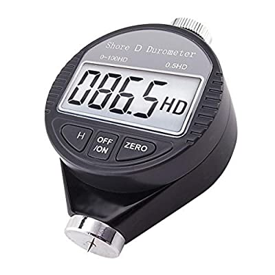 GX-PRO Portable Hardness Testers Digital Shore D Meter 0 to 100 Hd Durometer w/LCD Display