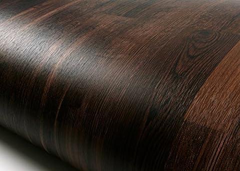 Peel & Stick Flame Retardant Backsplash Slice Wood Dark Brown Contact Paper Self-adhesive Removable Wallpaper Shelf Liner Table Door Sticker PF686(F4371-5) : 2.00 feet by 6.56 (Dark Purple Wallpaper)