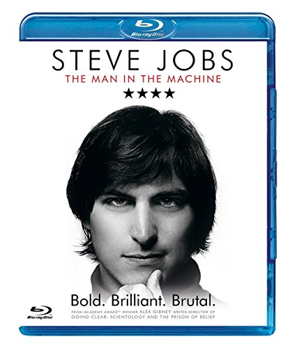 Steve Jobs - The Man In The Machine [Blu-ray]