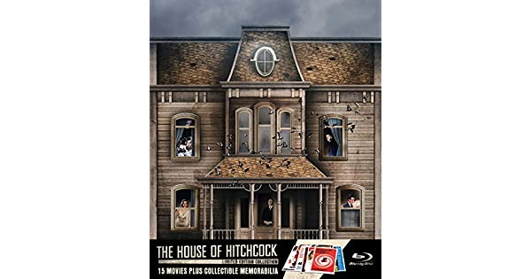 Amazon.com: The House of Hitchcock Collection [Blu-ray ...