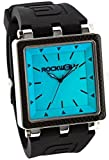 Rockwell Time Men's CF Dial Watch, Black Case/Blue