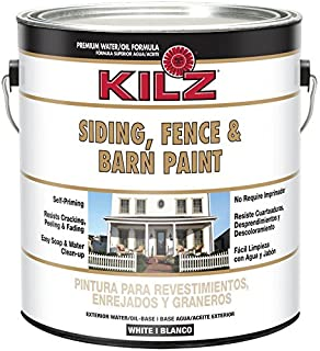 Amazon.com: KILZ General Purpose Exterior Latex Primer/Sealer ...