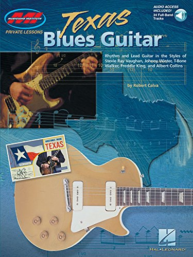 Robert Calva: Texas Blues Guitar: Amazon.es: Calva, Robert: Libros ...