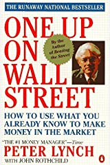 One Up on Wall Street Paperback