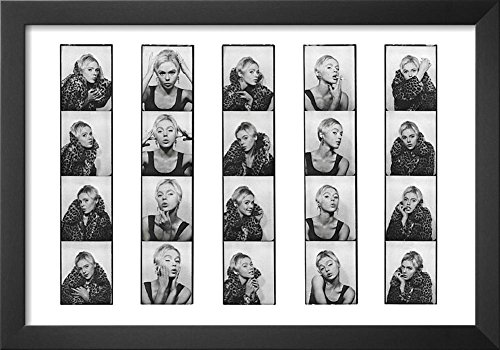 Edie Sedgwick, 1966 Framed Art Print by Andy Warhol 21 x (Andy Warhol Home Revolution)