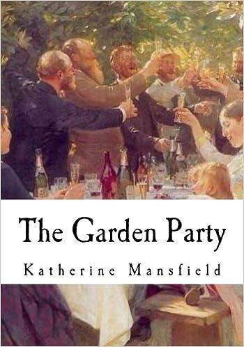 Katherine mansfield the garden party es garden ftempo - The garden party katherine mansfield ...