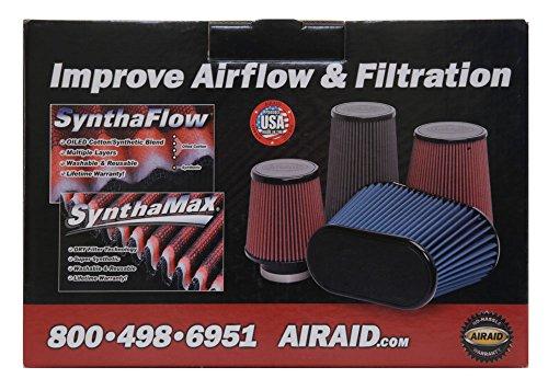- Airaid 860-341 Direct Replacement Premium Air Filter