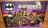 Batman Returns Batmobile with Jet Turbine Engine Model Kit