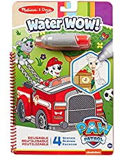 Melissa & Doug PAW Patrouille Water WOW! Marshall Water Reveal Travel Activity Pad