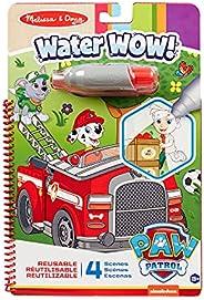 Melissa & Doug PAW Patrol Water Wow! - Marshall Water Reveal Travel Activity