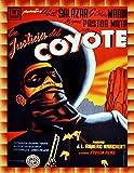 16''x20''Decoration movie Poster.La justicia del coyote.Mexican.Spanish film.9507