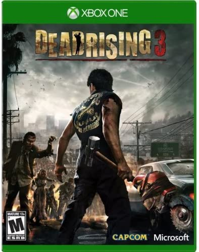 Dead Rising 3 Xbox1 Worldwide Compatible Version (Region Free ...