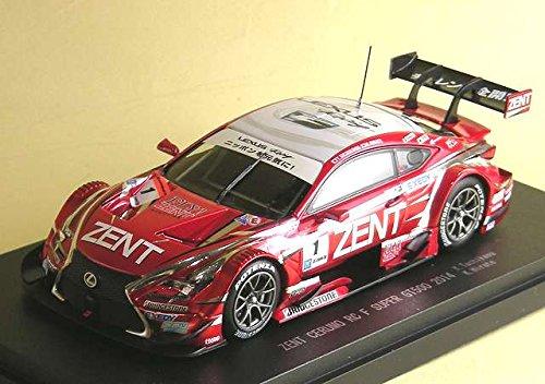 1/43 ZENT CERUMO RC F SUPER GT500 2014 #1 45066