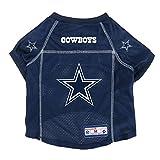 NFL Dallas Cowboys Pet Jersey, Small