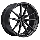 Konig OVERSTEER Gloss Black Wheel (18x8''/5x108mm, +45mm offset)