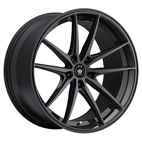 Konig OS78508455 OVERSTEER Gloss Black Wheel