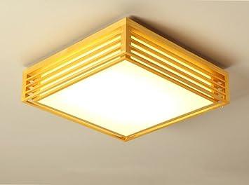 Lámpara de techo Luz de techo LED Plaza Creativa Luz de techo ...