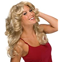 Rubie's Costume Fashion Wig, Dj Vu Blonde