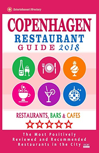 Copenhagen Restaurant Guide 2018: Best Rated Restaurants in Copenhagen, Denmark - Restaurants, Bars and Cafes Recommended for Visitors, Guide 2018