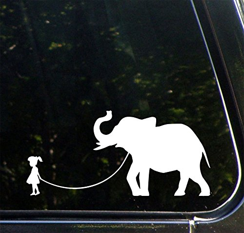 elephant car decal - 9