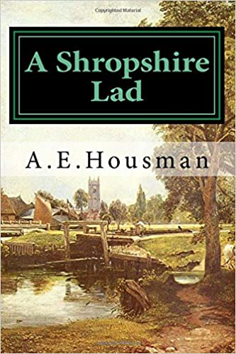 A E Housman A Shropshire Lad | amazon.com